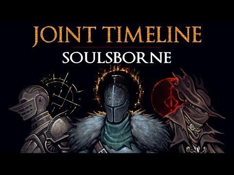 The Joint Timeline of Soulsborne