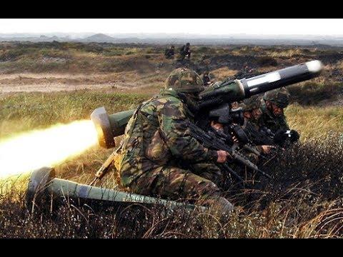 The World's Best Anti-Tank Missiles HD