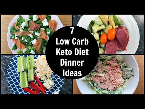 7 Low Carb Keto Diet Summer Dinner Ideas Keto Diet Dinner Recipes