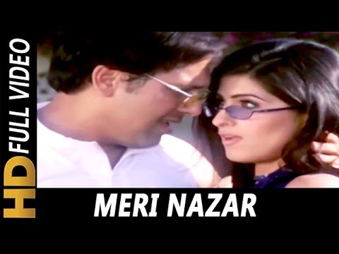 Meri Nazar | Rajesh Mishra, Jaspinder Narula | Joru Ka Ghulam 2000|  Govinda, Twinkle Khanna