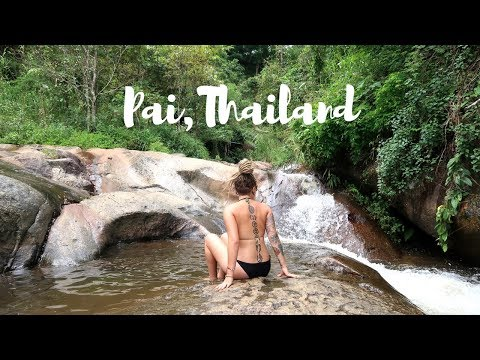 EXPLORING PAI // THE COOLEST LITTLE TOWN IS THAILAND