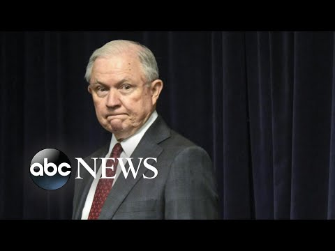 Trump continues to lash out at Attorney General Sessions