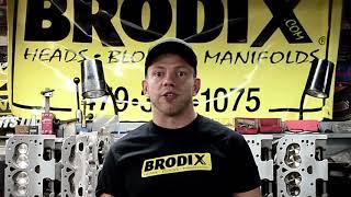 BRODIX Track 1 Sale