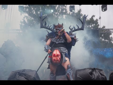 GWAR's Berserker Blothar on Australian Tour, Oderus Urungus Last Tour & Return of GWAR B-Q (2018)