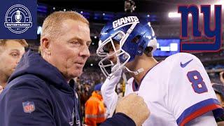 New York Giants Jason Garrett is excited for Daniel Jones | Talks about how he wants offense to run