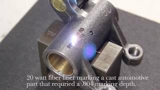 Laser Marking Laser Engraving various materials