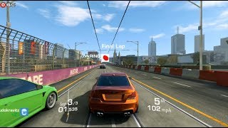 Real Racing 3 - Bmw M1 - Sports Car Racing Games / Android Gameplay FHD
