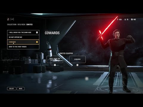 Heroes and Villains Emotes with no 'hologram' audio effect