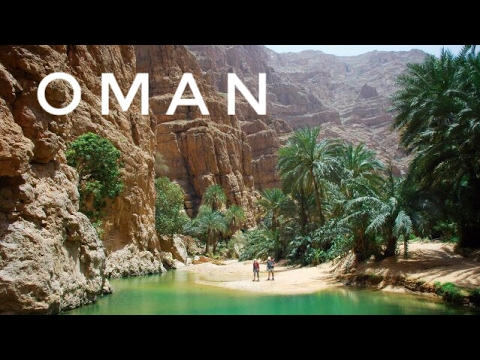 Oman, route to Wadi Shab and Wahiba Sands