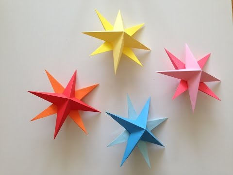 3d origami instructions for beginners