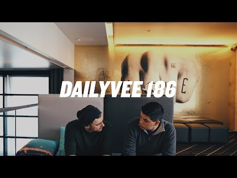 WITH MY CFO IN SFO | DailyVee 186