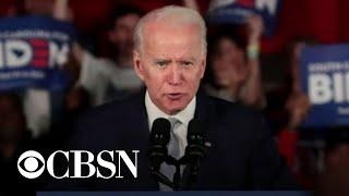 Trump and Biden hold phone call to discuss coronavirus response