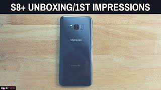 Samsung Galaxy S8 Plus Unboxing First Impressions (After 48 Hours)