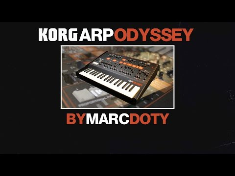 01 The Korg ARP Odyssey-Introduction