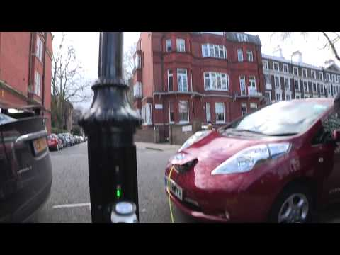 Chelsea's newest electric car charger