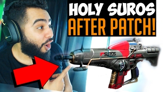 DESTINY BACK?? HOLY SUROS DOING WORK! SUROS REGIME AFTER PATCH