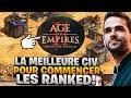 AoE 2 🔥 LA MEILLEURE CIVILISATION POUR COMMENCER LES RANKED ! Age of Empire 2 Définitive Edition