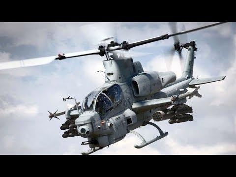 Самые лучшие боевые вертолёты