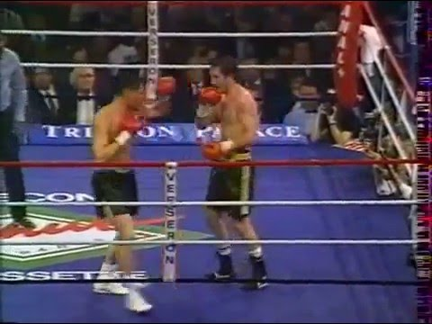 Virgil Hill vs Fabrice Tiozzo I  WBA World light heavyweight title   1993 04 03