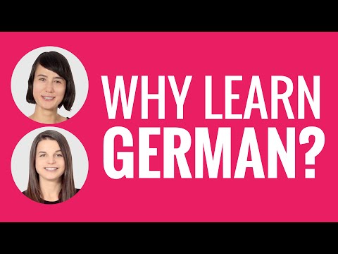 Introduction to German: Why Learn German?