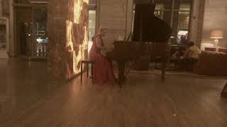 Pianist Nataliya - Kaya Palazzo Performance Vol.2