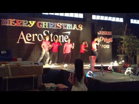 AeroStone Christmas Party (casting department )