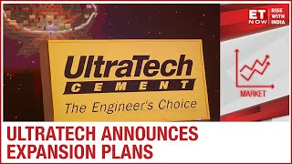 UltraTech Cement unveils ambitious capacity expansion plans