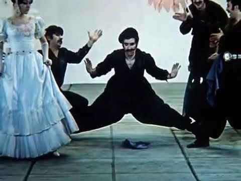 Armenian Dance Kinto  Танец тифлисских армян   Կինտոների պարը