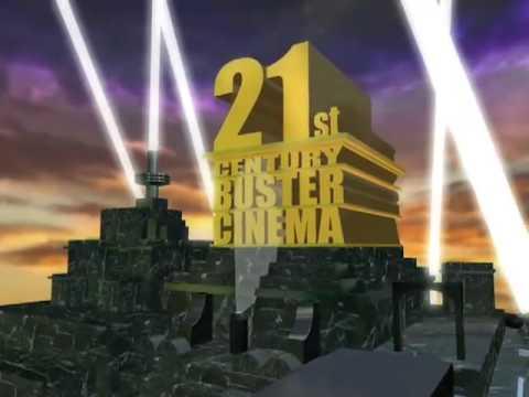 FOX LOGO SPOOF - 21st Century Buster Cinema