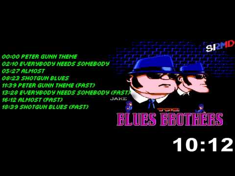 The Blues Brothers [NES] Music / Soundtrack