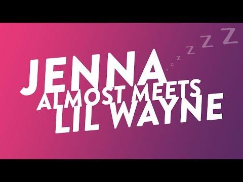 Jenna Almost Meets Lil Wayne!