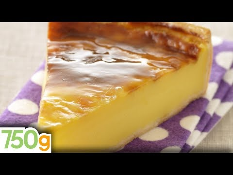recette-du-flan-pâtissier---750g