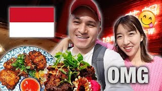 Gambar cover Is This The Trendiest Indonesian Restaurant In America? 😎 | LOS ANGELES VLOG