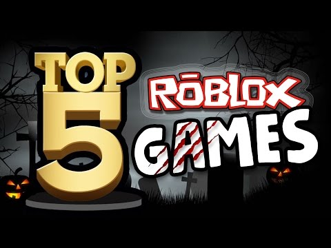 Scary Roblox Games Mobile Top 5 Scary Roblox Games Youtube