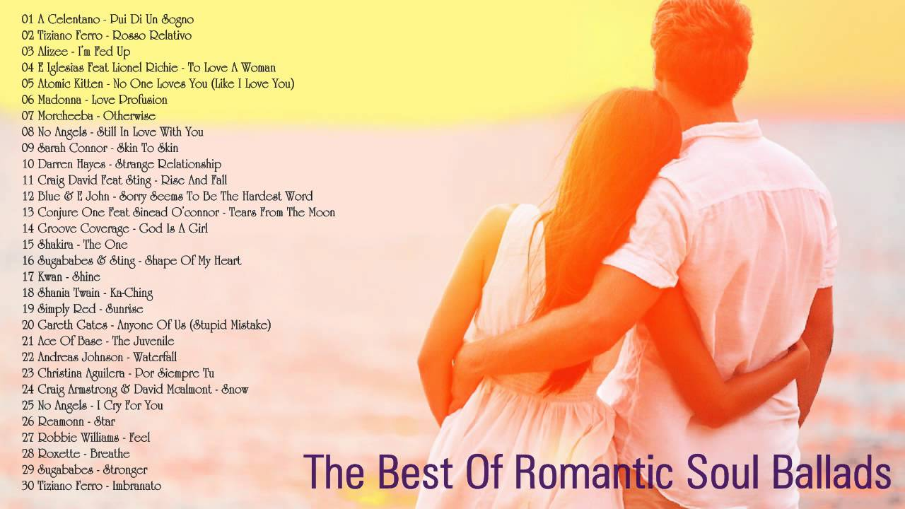 Most epic love songs