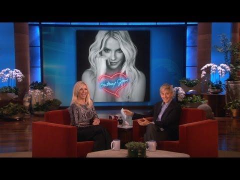 Britney on Her New Album