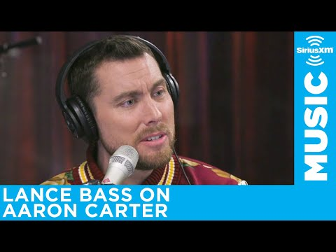 Lance Bass Discusses Aaron Carter in 'The Boy Band Con'