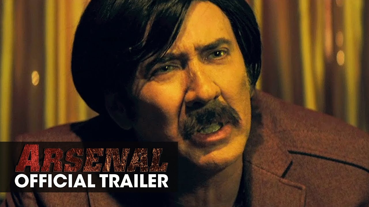 Arsenal (2017 Movie) – Official Trailer