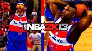 NBA 2K13 MyTEAM: Kyrie Irving Drops Kobe Bryant! Larry Johnson Is A Beast