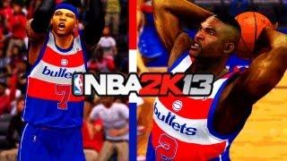 NBA 2K13 MyTEAM: Kyrie Irving Drops Kobe Bryant! Larry Johnson Is A Beast