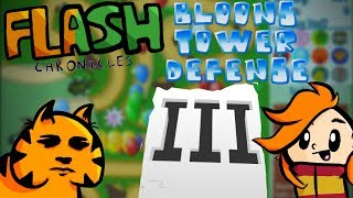 Bloons Tower Defense 3: Flash Chronicles