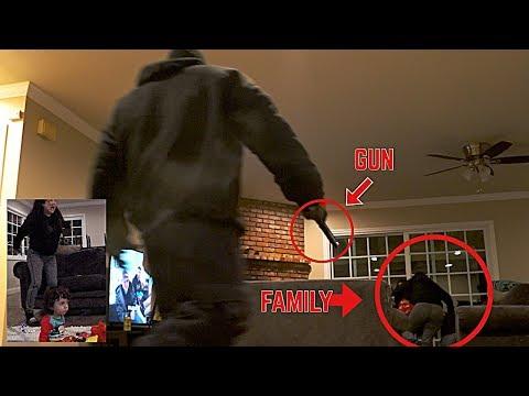 Cane Corso Home Invasion Ruff House Season 1 Finale!