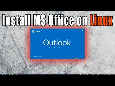Installing Microsoft Office On Linux