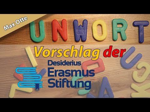 """""""Hetze"""" als Kandidat für das Unwort des Jahres. Eine Initiative der Desiderius-Erasmus-Stiftung"""