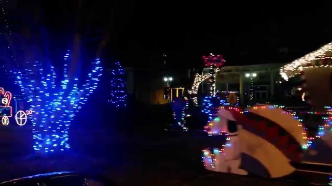 Downtown Sandusky Ohio Christmas - YouTube