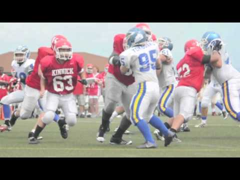 Stars and Stripes 2012 football preview: Nile C. Kinnick HS