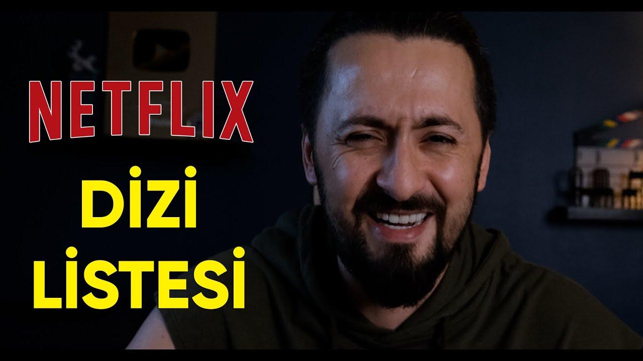 NETFLIX'İN KIYISINDA KALMIŞ DİZİ LİSTESİ