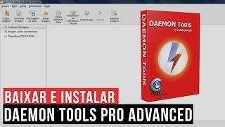 Como Baixar Instalar e Ativar Daemon Tools Pro 2017