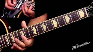 Summertime Blues Style Rockabilly Guitar Lesson