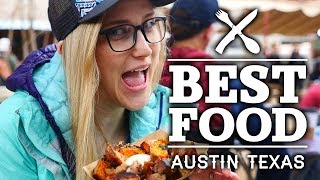 best food in austin texas